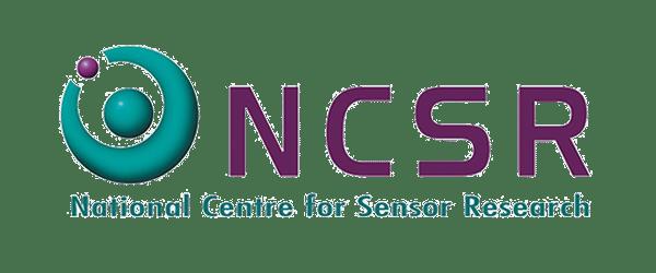 National Centre for Sensor Research Logo