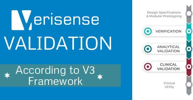 Shimmer Adopts the V3 Framework to Validate its Verisense® Wearable Sensing Platform